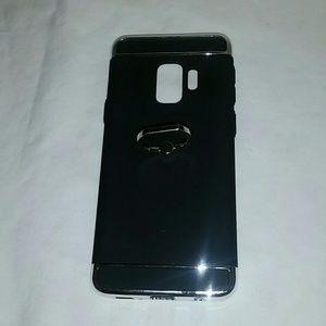 Case galaxy s9plus  color black